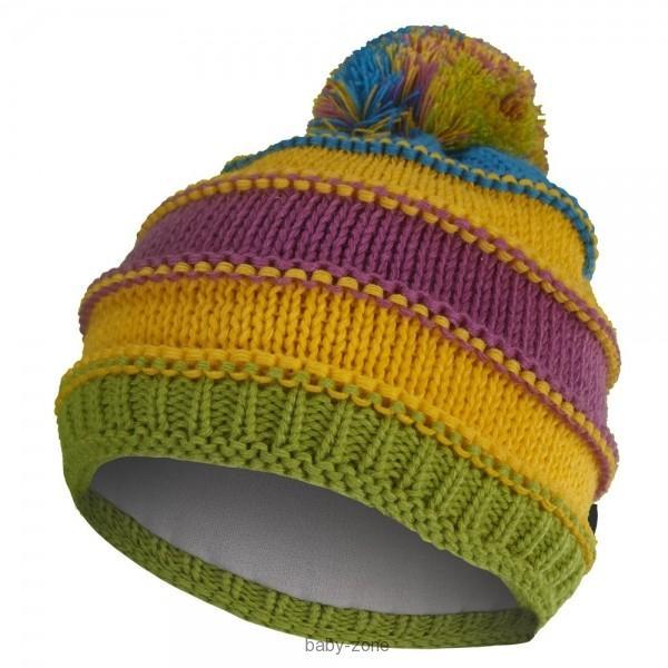 Čepice pletená s převisem Outlast vel.4-5