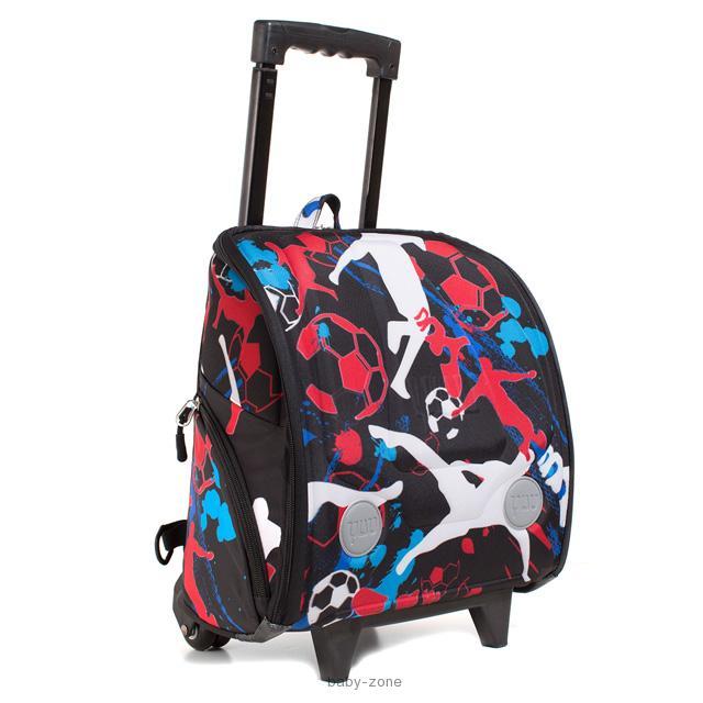 YUU SHUUT batoh na kolečkách  fd62cebf00