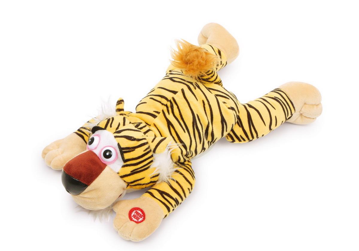 Plyšový tygr zpívající