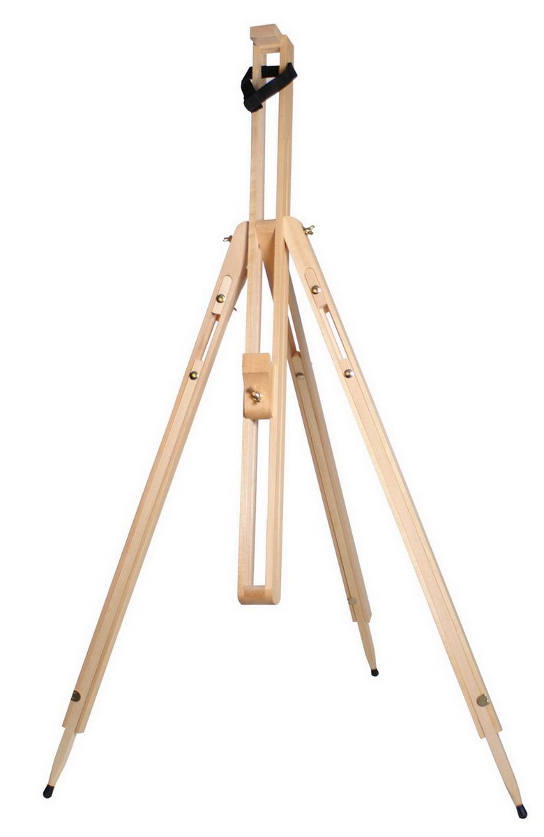 Malířský stojan dřevěný
