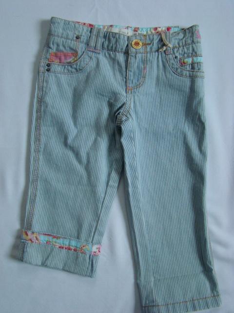 Dívčí džínové kalhoty Little Joule