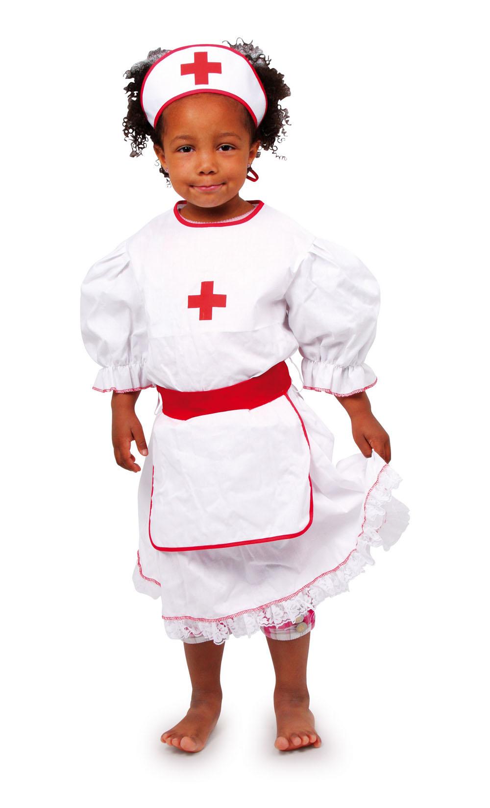 """Kostým dětský """"zdravotní sestra"""""""