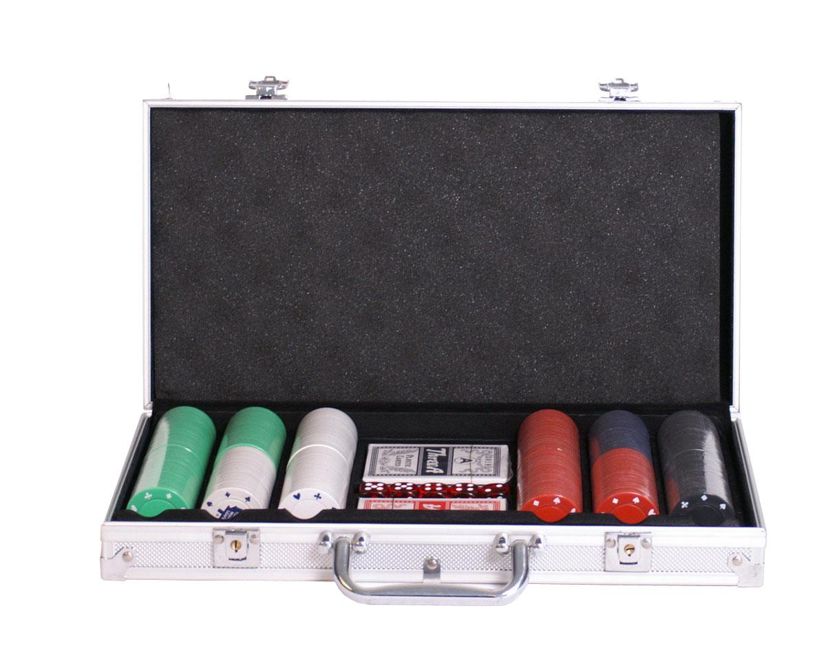 Poker sada v kufříku