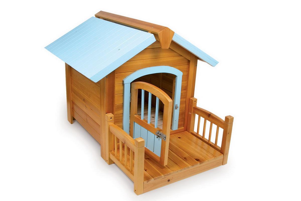 Hrací domeček pro zvířátka
