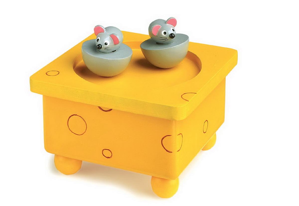 """Hrací - hudební skříňka """"myšky"""""""