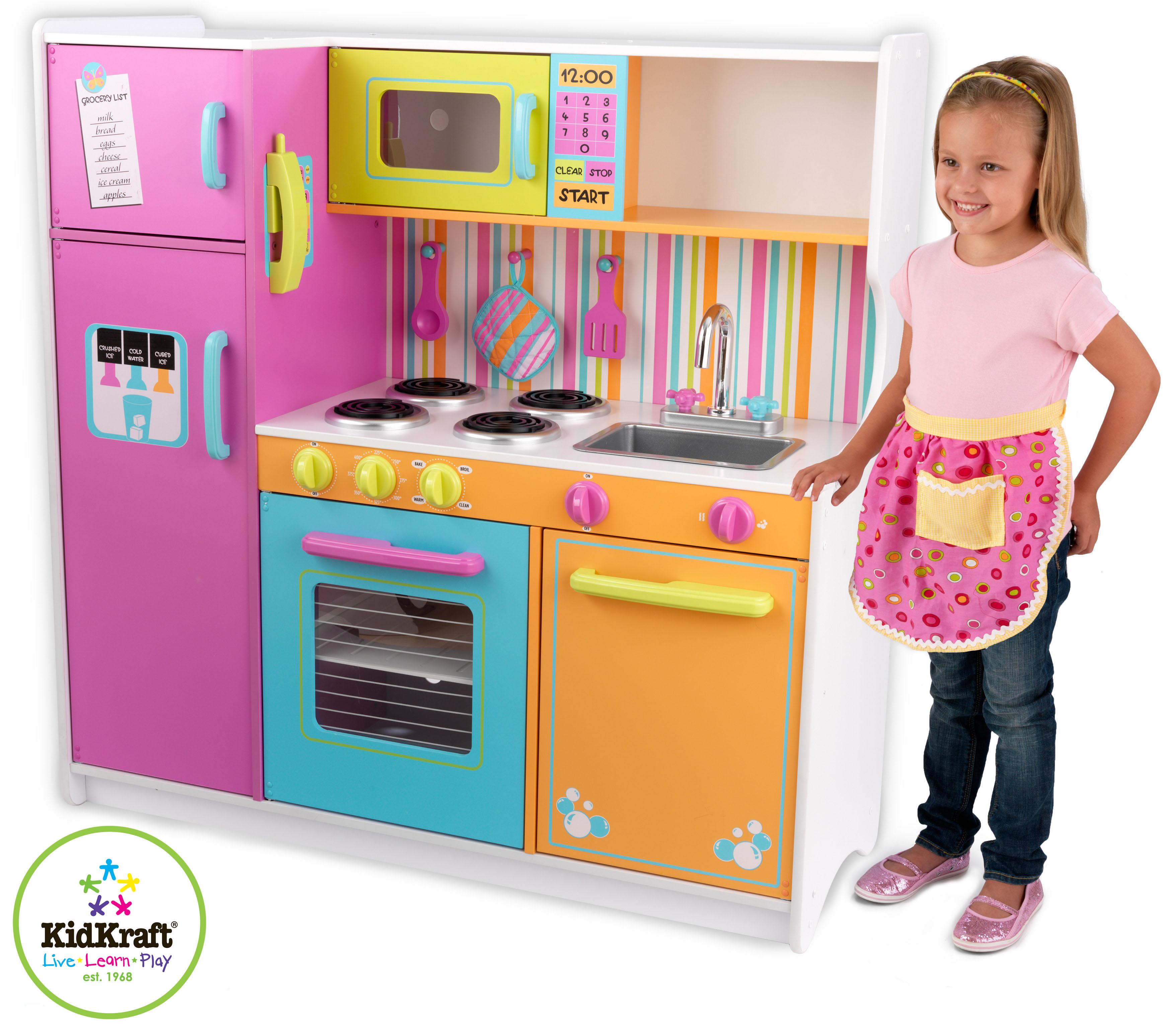 Dětská kuchyňka Deluxe (cena vč. dopravy)