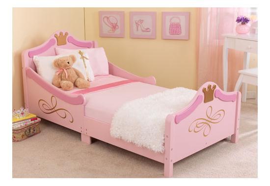 """Dětská postel dřevěná """"Princess"""""""