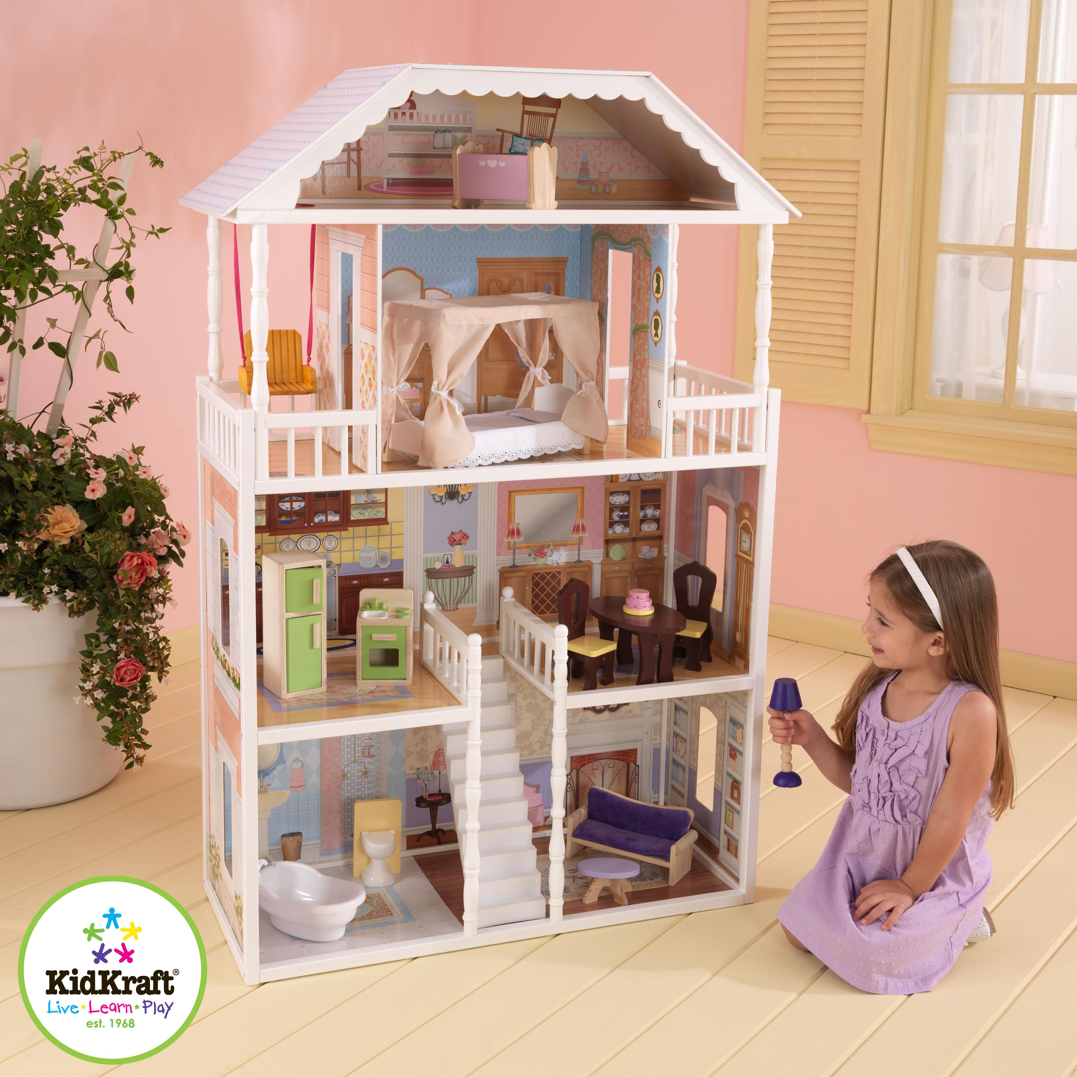 """Domeček pro panenky dřevěný """"Savannah"""""""
