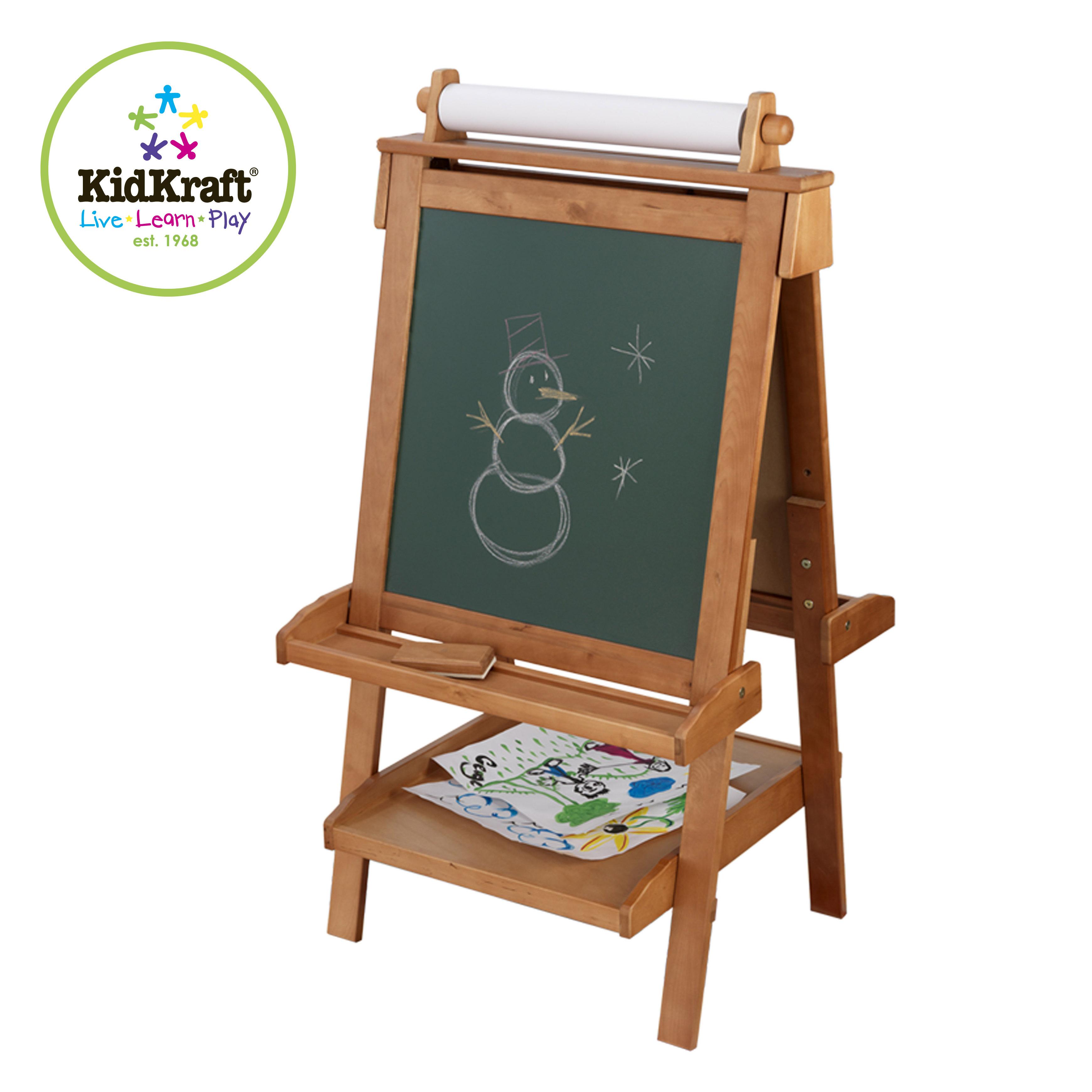 Tabule na kreslení - malířský stojan dřevěný