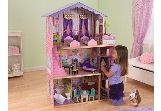 Domeček pro panenky - vysněný dům
