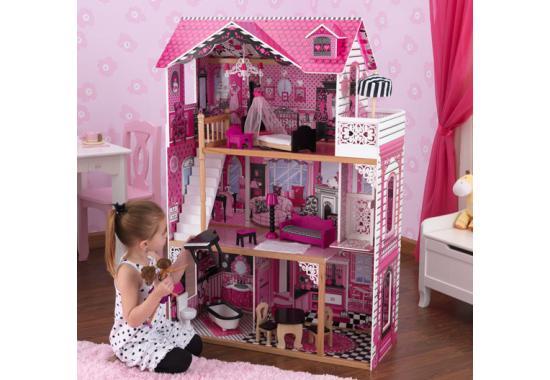Domeček pro panenky Amelia