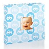 Dětské fotoalbum Pearhead modré