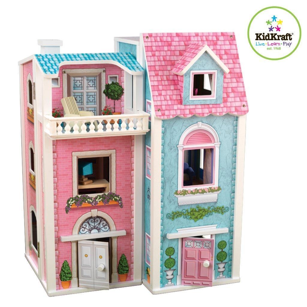 Domeček pro panenky De luxe