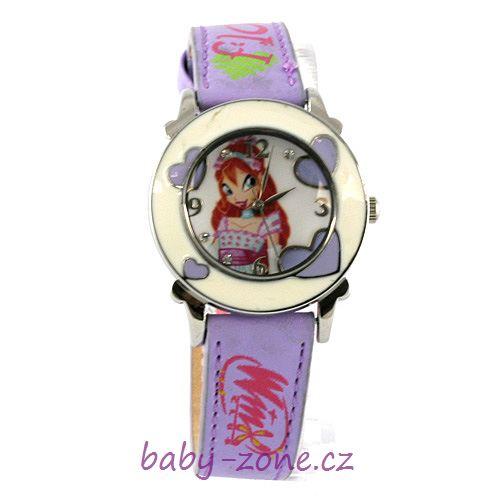 Dívčí hodinky Flora WINX Club