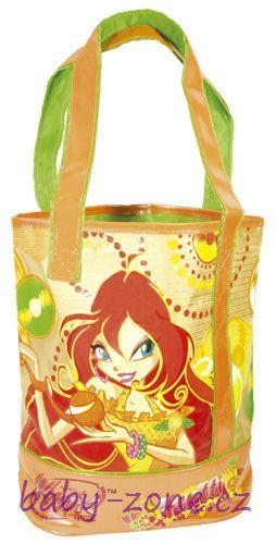 Dívčí kabelka přes rameno FRUIT - WINX Club