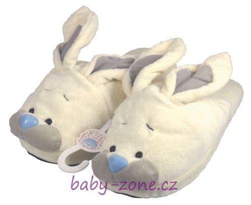Dětské bačkory králíček, vel. 37-39