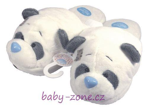 Dětské bačkory panda, vel. 37-39