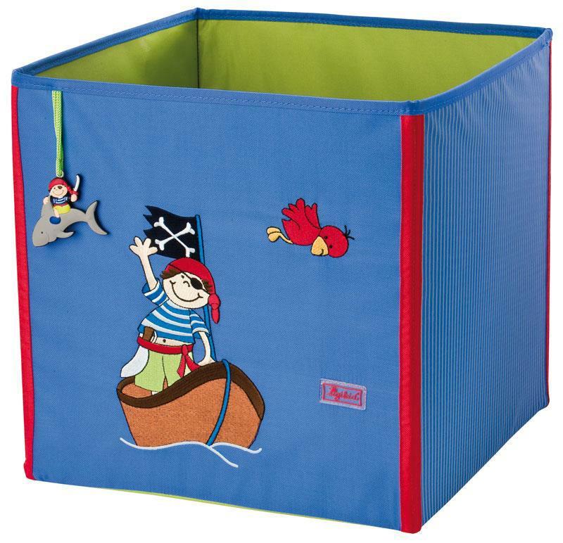 Dětský úložný box Sammy Samoa (30x30cm)