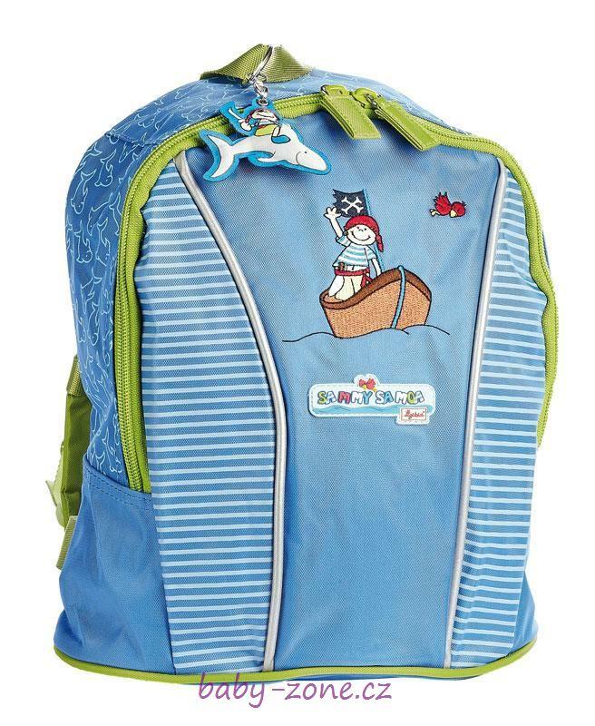 Dětský batoh Sammy Samoa