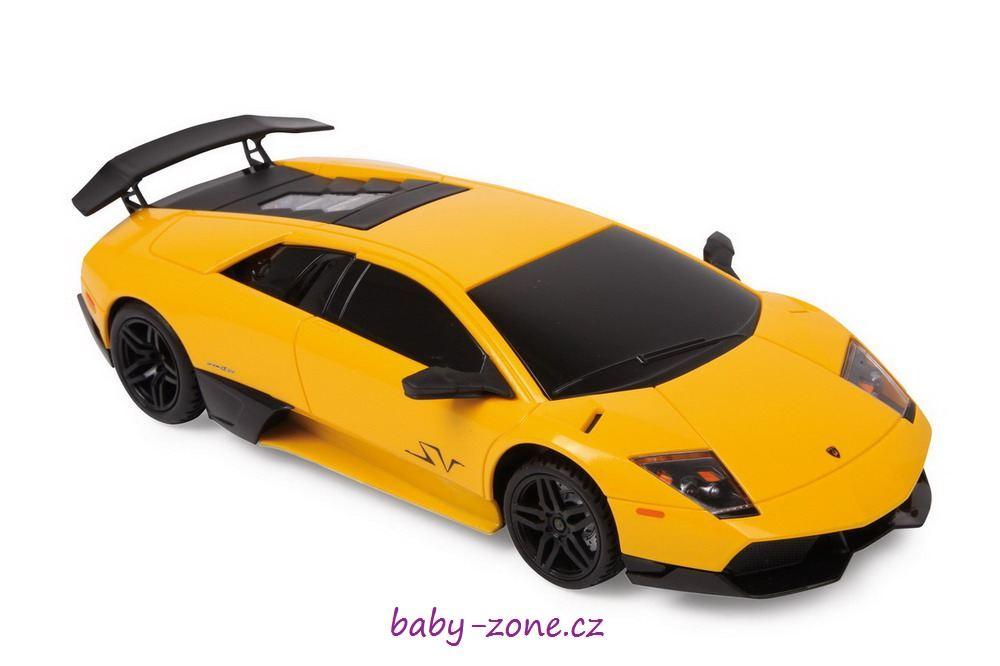 Sportovní auto na dálkové ovládání