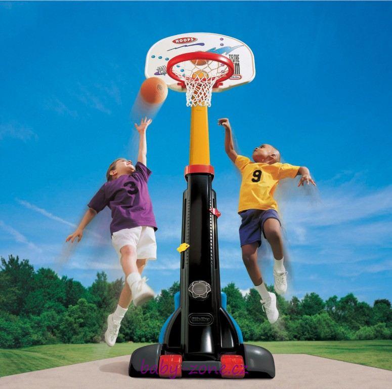 Sada na basketbal Little Tikes