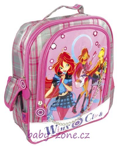 Batoh Rock, WINX Club