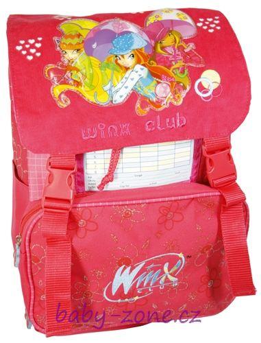 Batoh na klipy, WINX Club