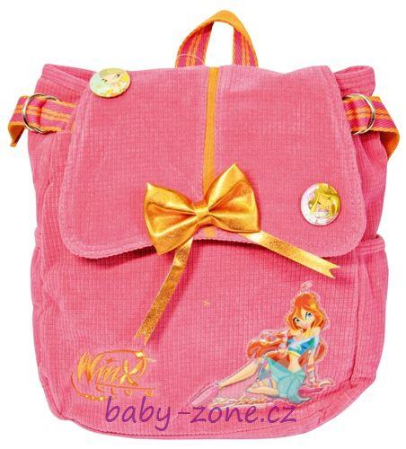 Dívčí batoh - batůžek Bloom, WINX