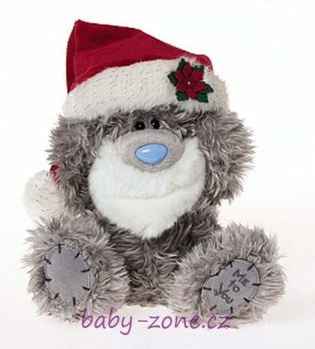 Plyšový medvídek Me to You - santa s vousy 8M
