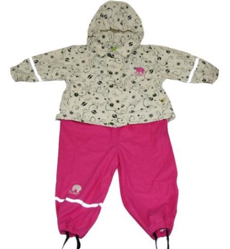 Dětská nepromokavá souprava, nepromokavé kalhoty,nepromakavá bunda