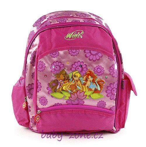 Batoh Pink Fairy WINX