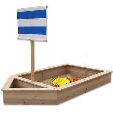 """Dětské pískoviště dřevěné """"Loď"""""""