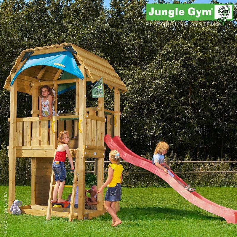 Dětské hřiště Jungle Barn
