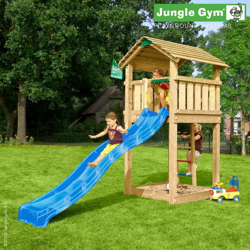 Dětské hřiště Jungle Cottage
