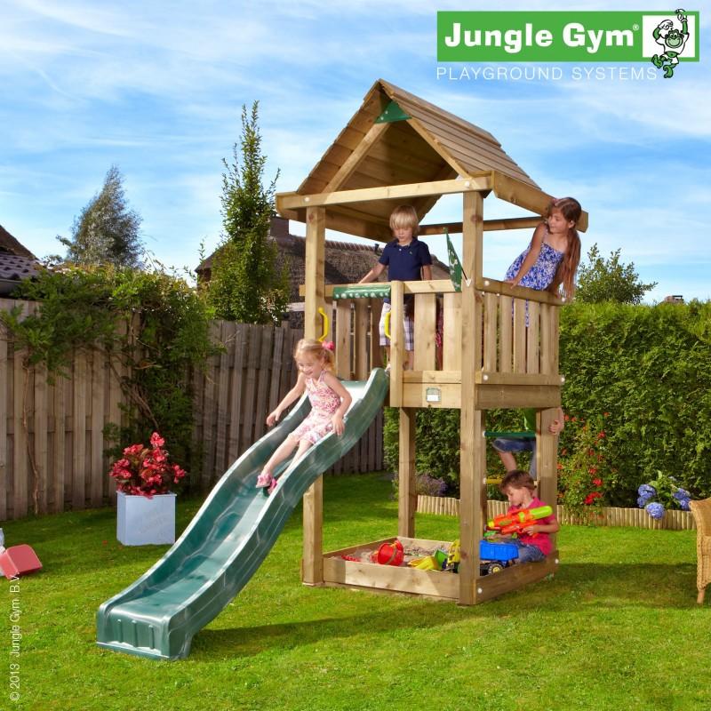 Dětské hřiště Jungle House