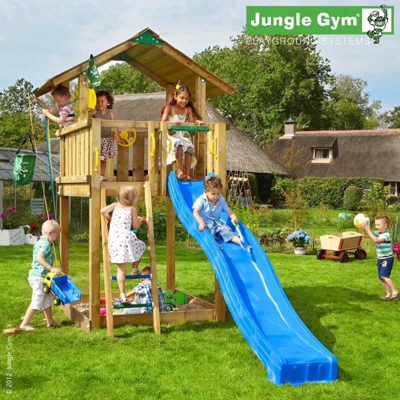 Dětské hřiště Jungle Chalet