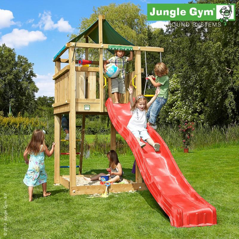 Dětské hřiště Jungle Lodge