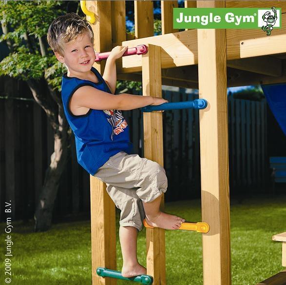 Přídavný modul - žebřík - k dětskému hřišti Jungle Gym