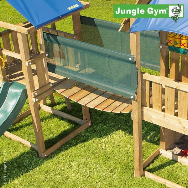 Přídavný modul - pohyblivý most - k dětskému hřišti Jungle Gym