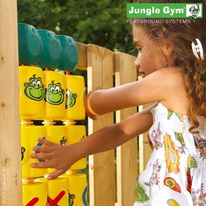 Přídavný modul - hra TicTacToe - k dětskému hřišti Jungle Gym