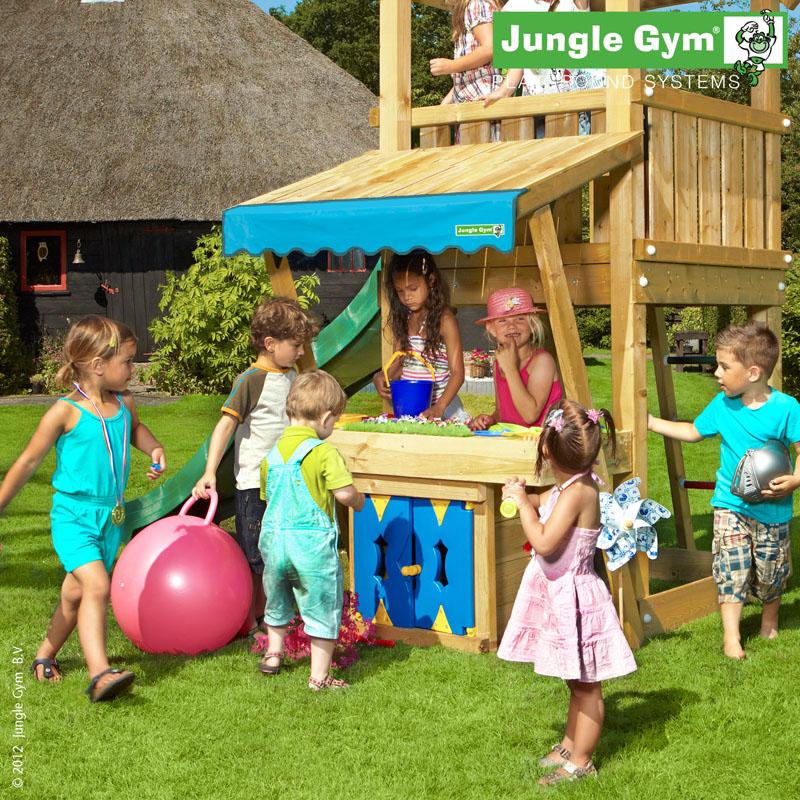 Přídavný modul - mini market - k dětskému hřišti Jungle Gym