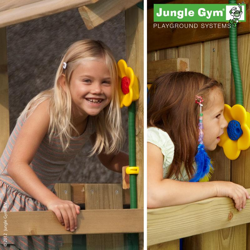 Přídavný modul - mluvící kytka - k dětskému hřišti Jungle Gym