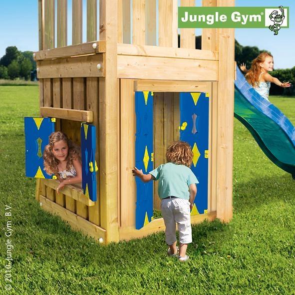 Přídavný modul - domek na hraní - k dětskému hřišti Jungle Gym
