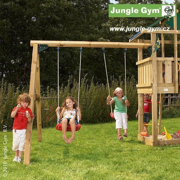 Přídavný modul - houpačka - k dětskému hřišti Jungle Gym