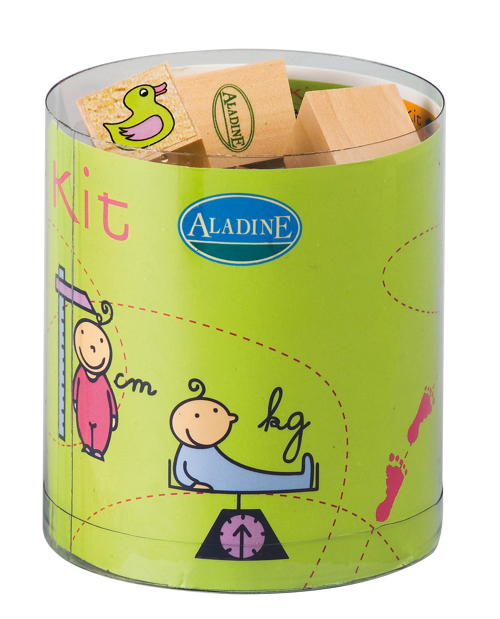 Razítka pro děti, narození dítěte, StampoKids