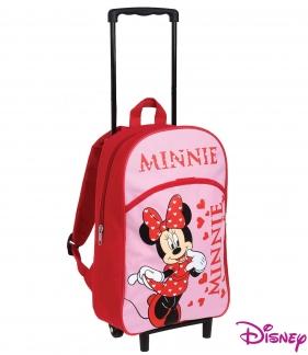Dětský cestovní - školní kufr Disney Minnie