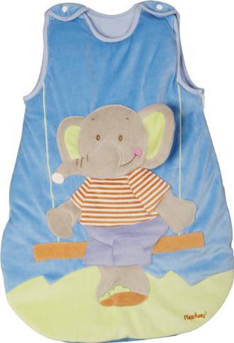 Dětský spací pytel - vak - slon