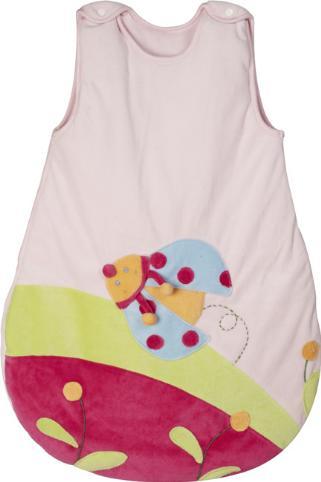 Dětský spací pytel - vak - beruška