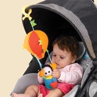 Hračka pro nejmenší Zvonící balon