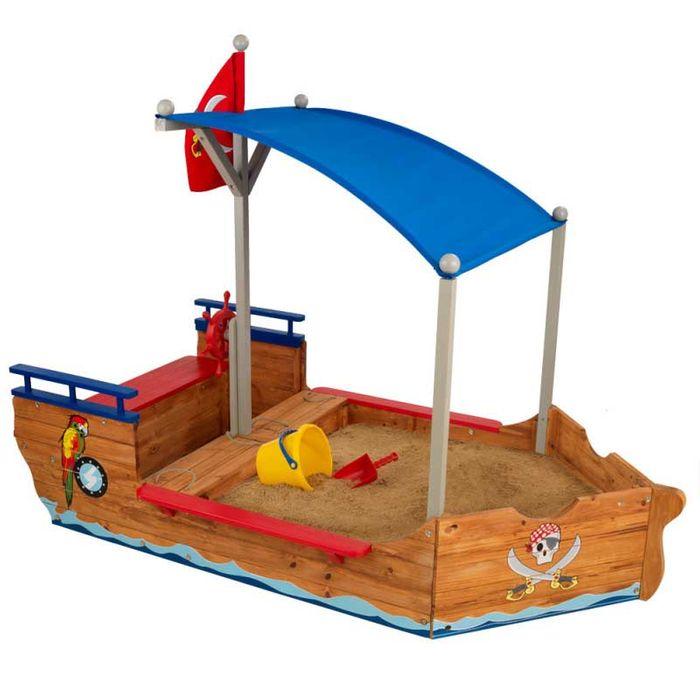 Dětské pískoviště Pirátská loď Kidkraft